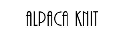 アルパカニットシリーズ