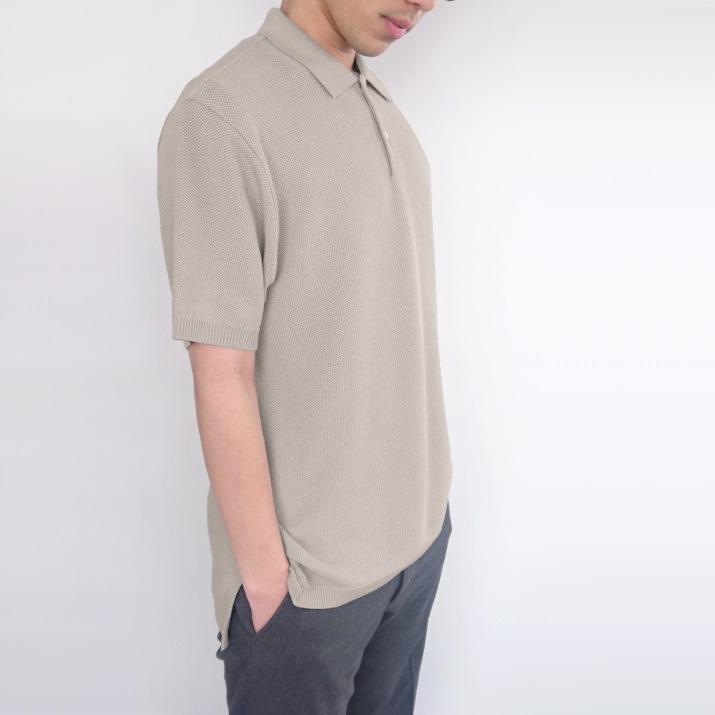 メンズポロシャツ