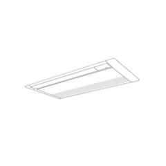 天井埋込カセット型 シングルフロー