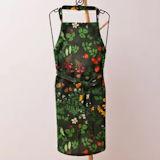 ドレスのようにエプロンを着替えて楽しみましょう♪