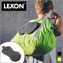 LEXON レクソン ピーナッツジムバッグ