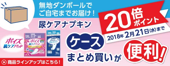 日本製紙クレシア ポイズP20