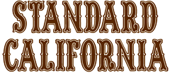 STANDARD CALIFORNIA(����������ɥ���ե���˥�)