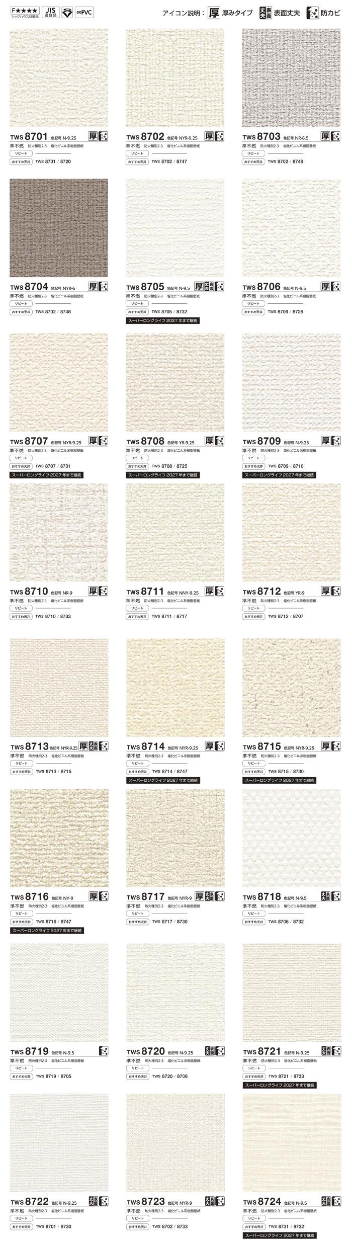 楽天市場 壁紙 のり付き トキワ パインブルs 2018 2020 巾92cm X 1m