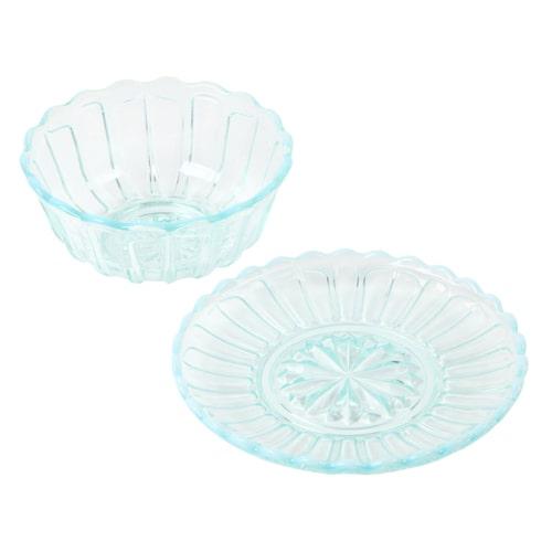 洗鉢とデザートトレーは、別々でも使い道いろいろ