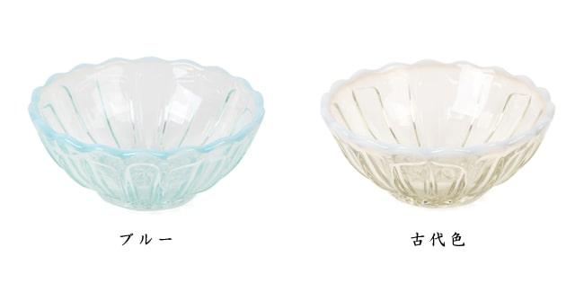 入れるものを引き立てる、美しい2種類のカラー