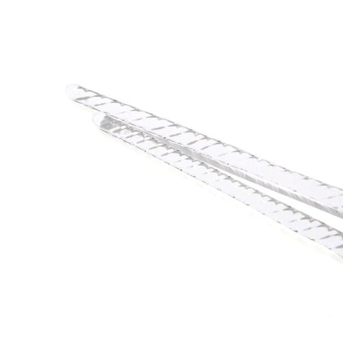 使いやすい凹凸のあるデザインは、取り箸に最適
