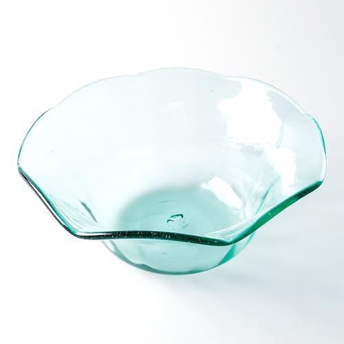 倉敷ガラス 花口