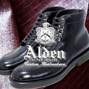 ALDEN(オールデン 買取)