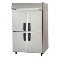 タテ型冷凍・冷蔵庫
