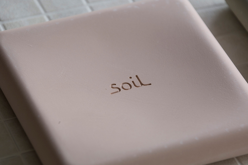 soil コースター