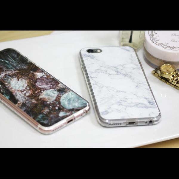 e5ee6d957c 【楽天市場】iPhone7 ケース ソフトケース(マーブルストーン風:TPU)【iPhone6s/iPhone6s Plus/ソフトカバー/耐衝撃/ 大理石風】:RiaRia 楽天市場店