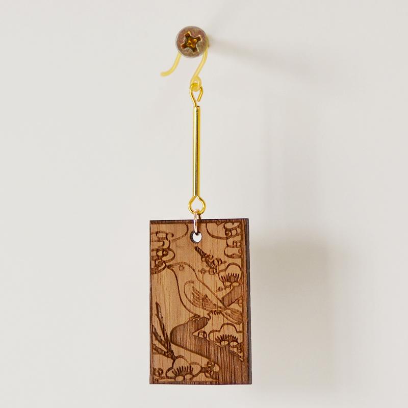 花札:梅に鶯