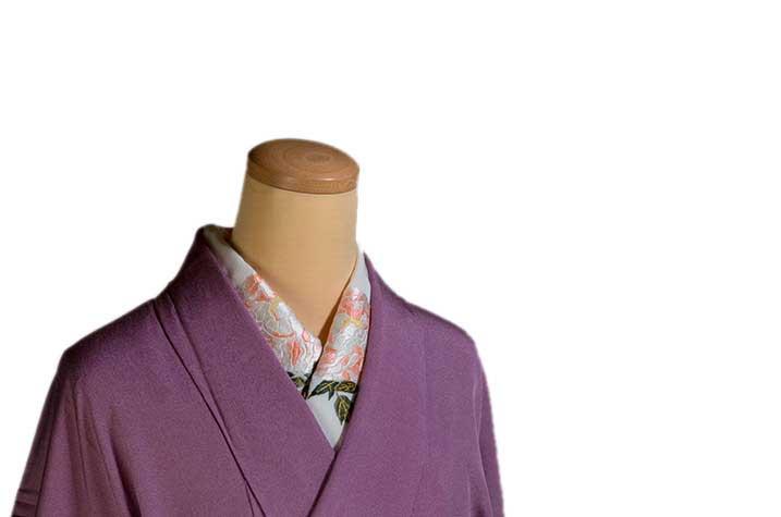 手刺繍半襟