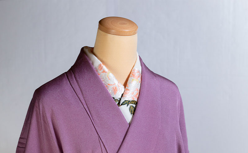 半衿 半襟 はんえり 半えり 刺繍