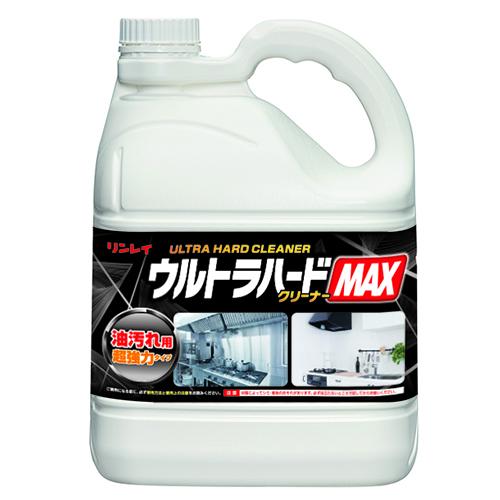 ウルトラハードクリーナーMAX油汚れ用 超強力タイプ 4L