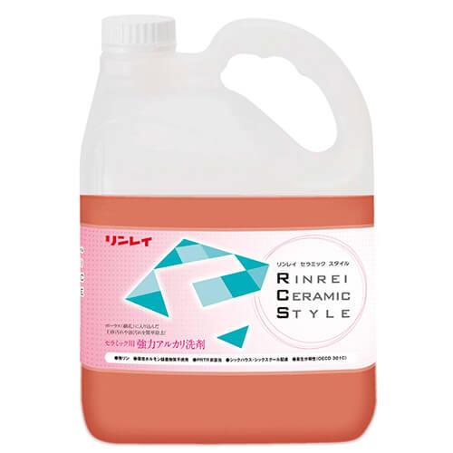セラミック用強力アルカリ洗剤