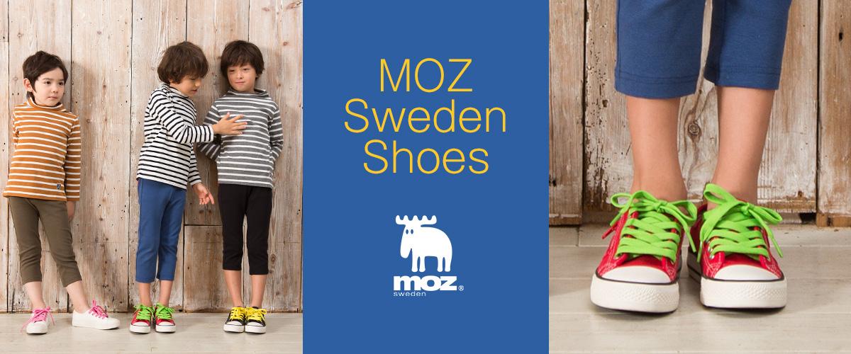 MOZ Sweden Shoes