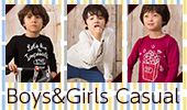 Boys&Girls Casual
