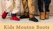 Kiids Mouton Boots