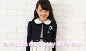 Girls Fomal Suits 入学式