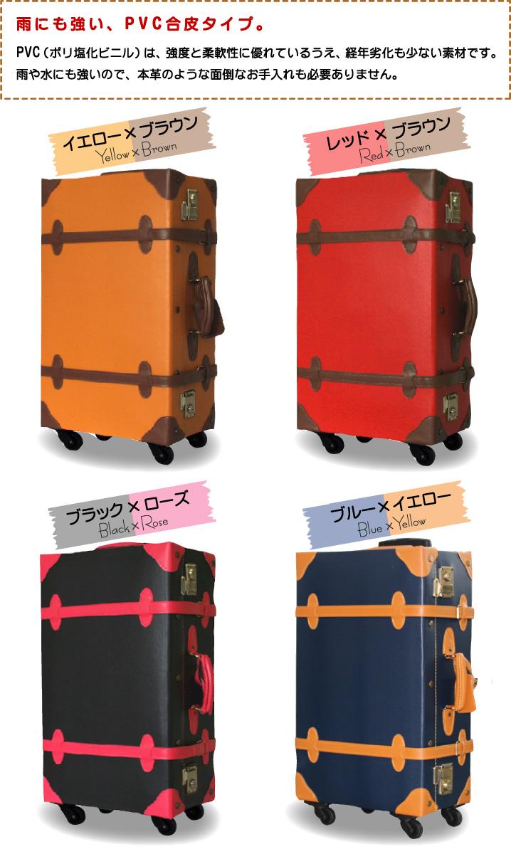 トランクケース T-PVCシリーズ