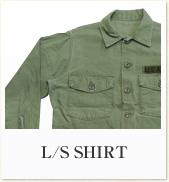 ピックアップ:L/S シャツ