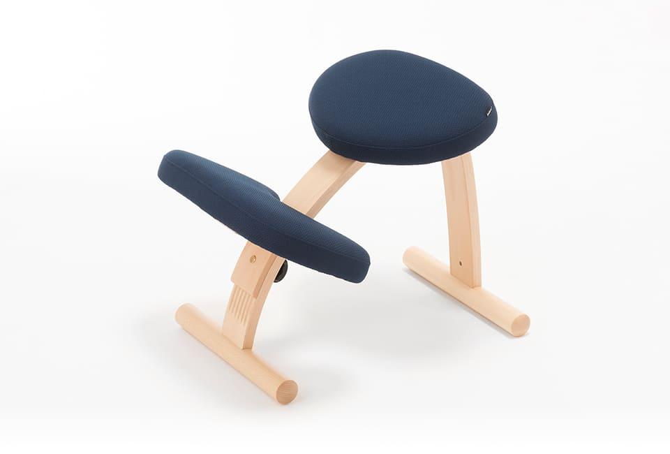 バランスチェア イージー 学習椅子 木製 サカモトハウス | 学習チェア イス 椅子 いす 学習イス チェア チェアー 姿勢が良くなる 猫背 姿勢矯正 姿勢 矯正 子供 子供用 こども こども用 大人 学習 勉強 リビング学習 北欧 日本製 高さ調整