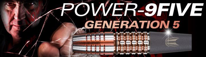 バレル【ターゲット】パワー 9FIVE フィル・テイラーモデル ジェネレーション5