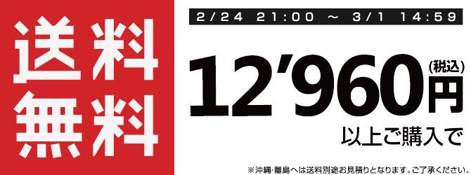 12,960円以上送料無料
