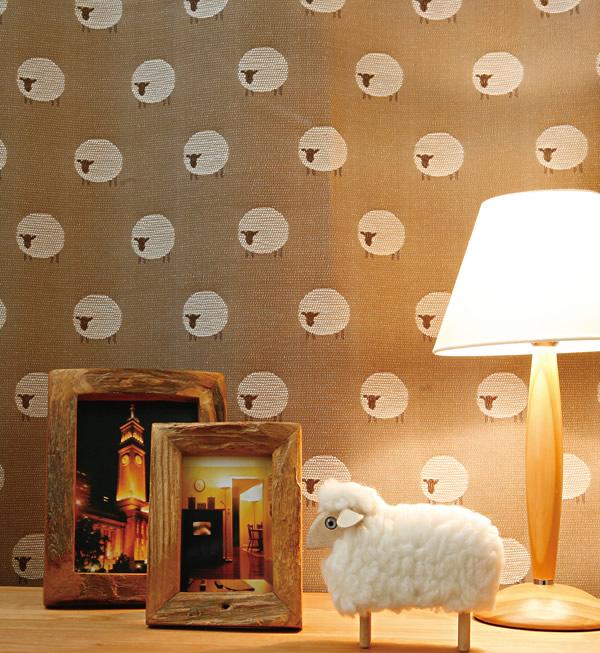 オーダーカーテン-ドレープ(Sheep)