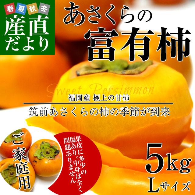 あさくらの富有柿