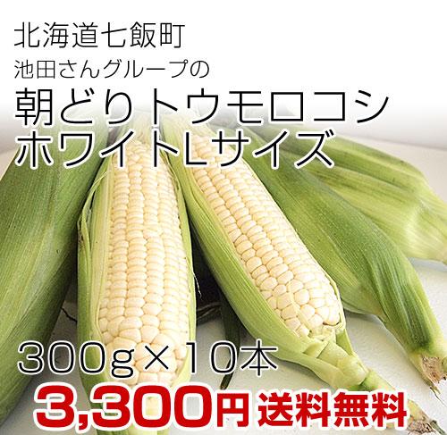 ホワイトトウモロコシ