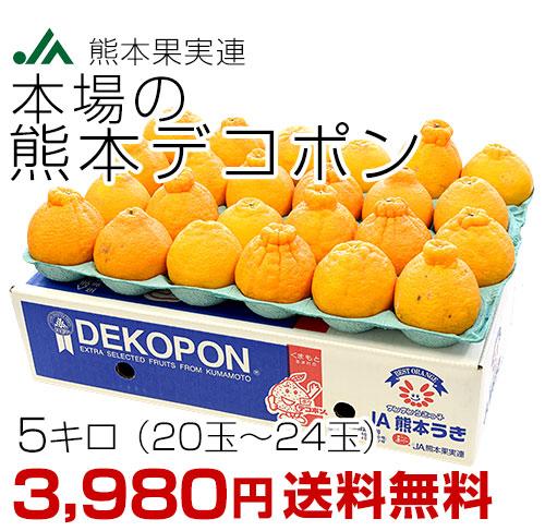 熊本デコポン