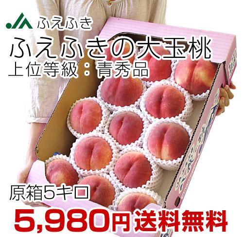 笛吹の大玉桃