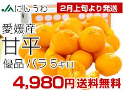 甘平 優品 5キロ
