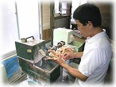 珊瑚職人館  土佐  サンゴの製造工場からの直売です。