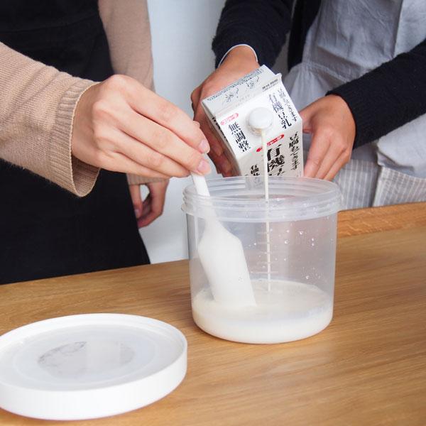 「R-1」と「豆乳」でヨーグルトはできるのか?よくある質問を検証!3