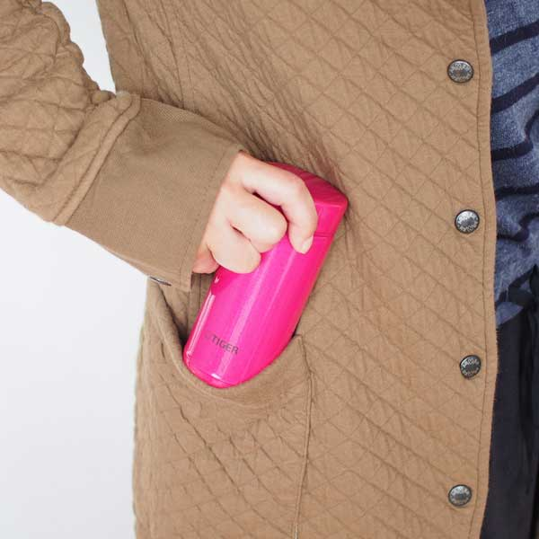 ポケットにすっぽり入る小さなマグボトル~その使い方と魅力~