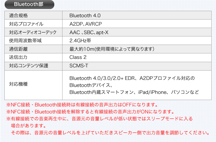 Bluetooth部