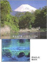 富士山の湧き水