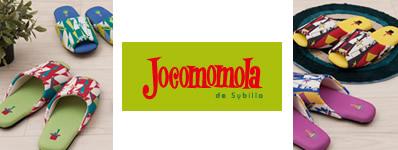 Jocomomola/ホコモモラのスリッパ