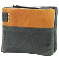 BAGGY PORT(バギーポート) フルクローム シリーズ 小銭入れ付き二つ折り財布 HRD-2602