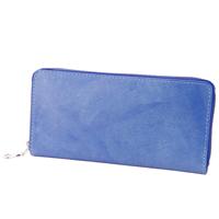 BAGGY PORT バギーポート 藍染めレザー ラウンドファスナー小銭入れ付き長財布 ZYS-097