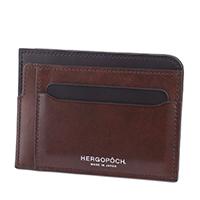 HERGOPOCH(エルゴポック) 06 Series 06シリーズ ワキシングレザー スマートウォレット(M) 06W-STM