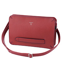 HERGOPOCH(エルゴポック) Radiant Leather Series レイディアントレザーシリーズ クラッチショルダーバッグ RL-CSS