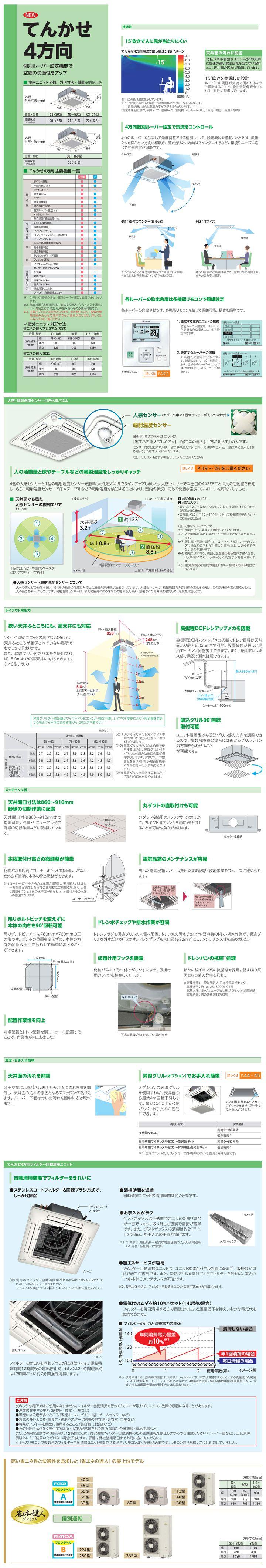 RCI-GP80RGHJ3カタログ