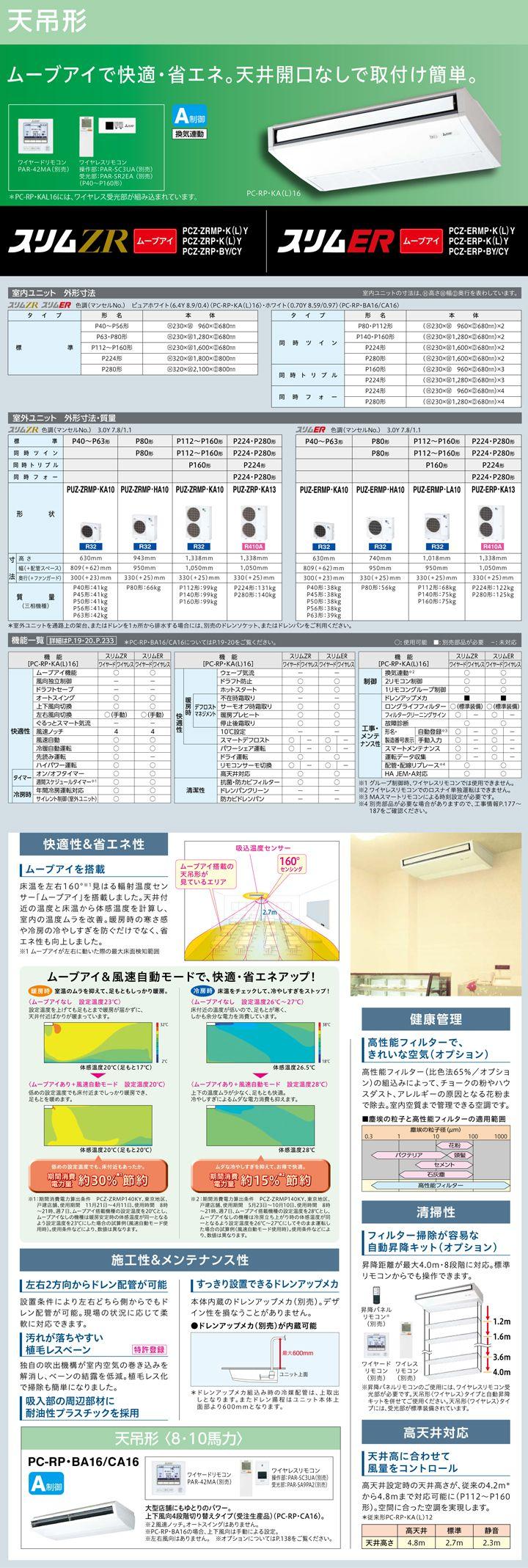 PCZD-ERP280KYカタログ