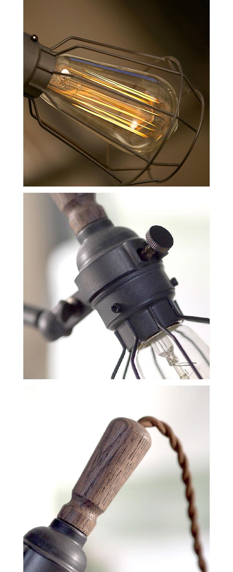 Yard-desk light (ヤードデスクライト)