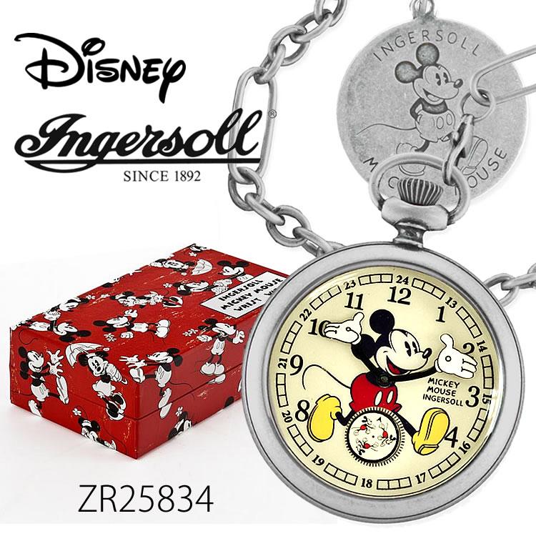 Ingersoll Disney ZR25834